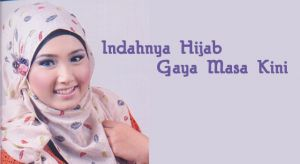 Beauty Hijab Daily Style 2
