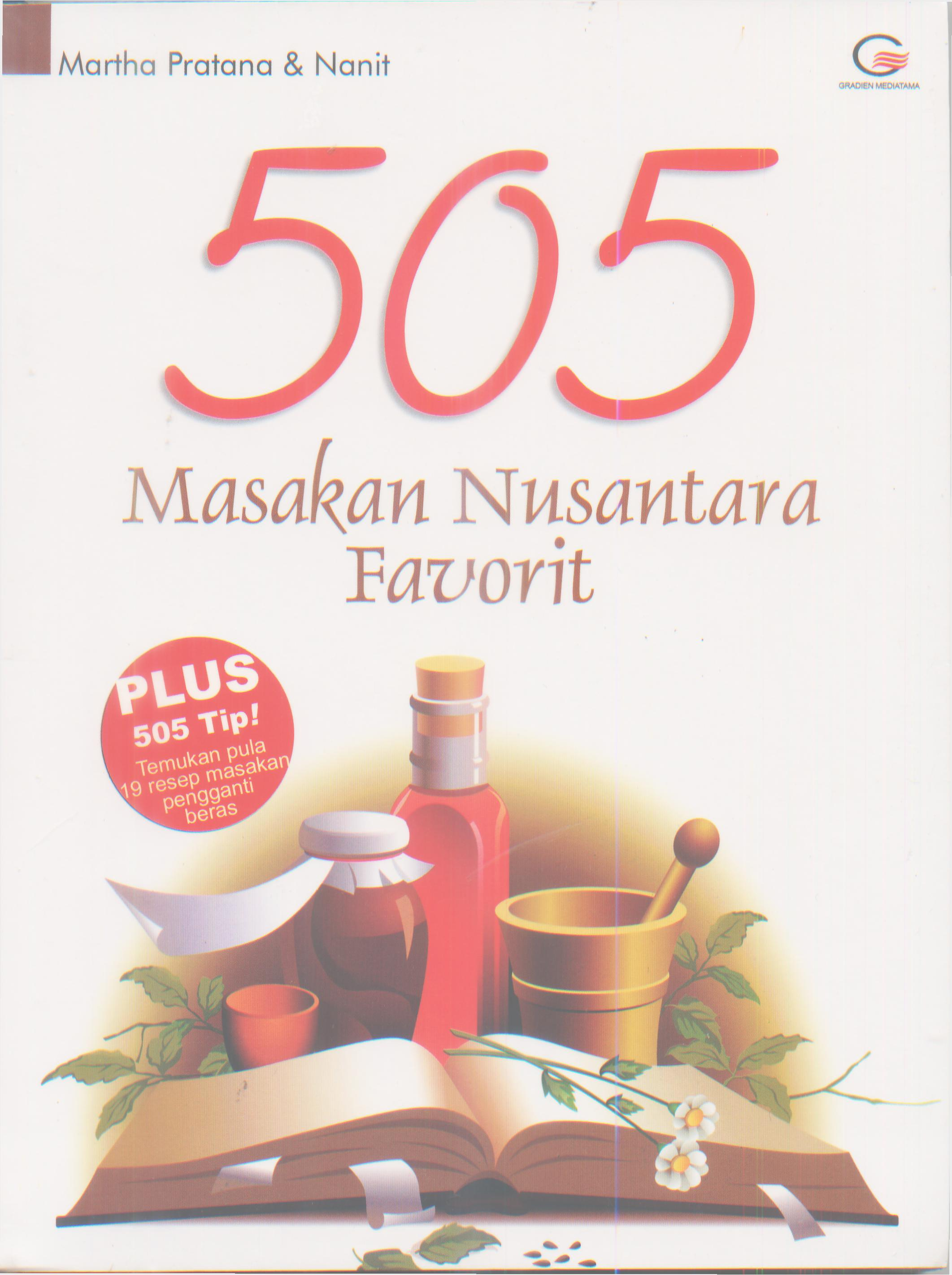 505 Masakan Favorit